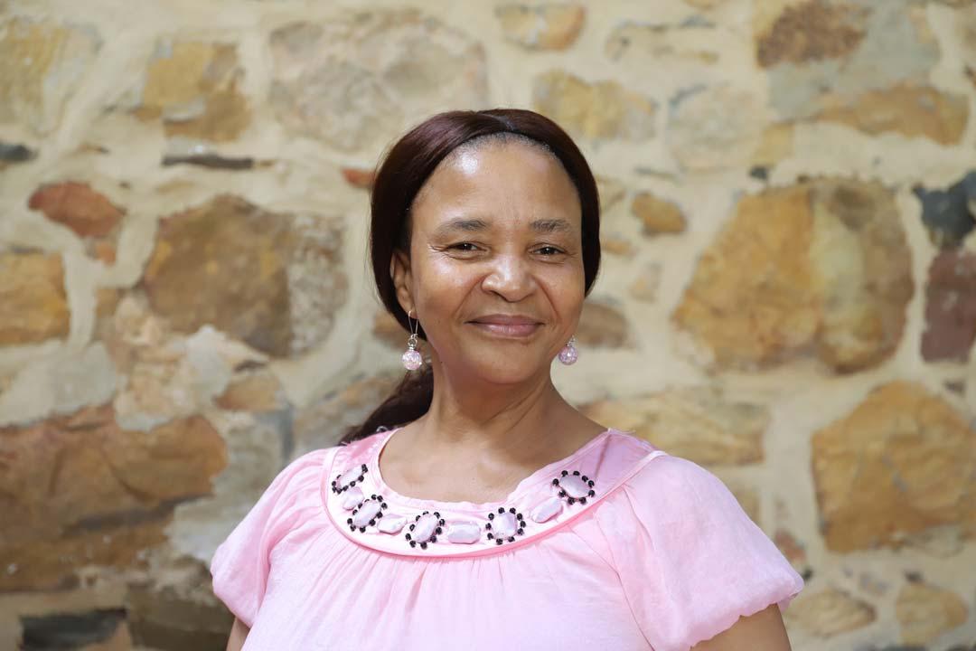 Nkosazana Queenie Machete